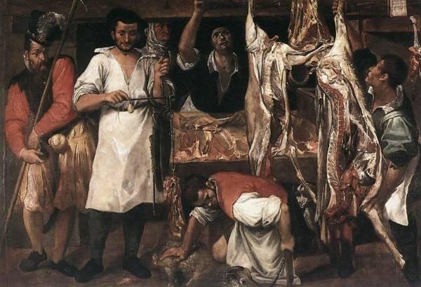 Butchers Shop WGA